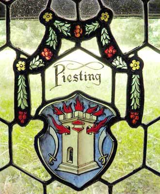 Wappen Piesting