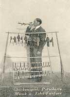 Glockenspiel, Fanfare
