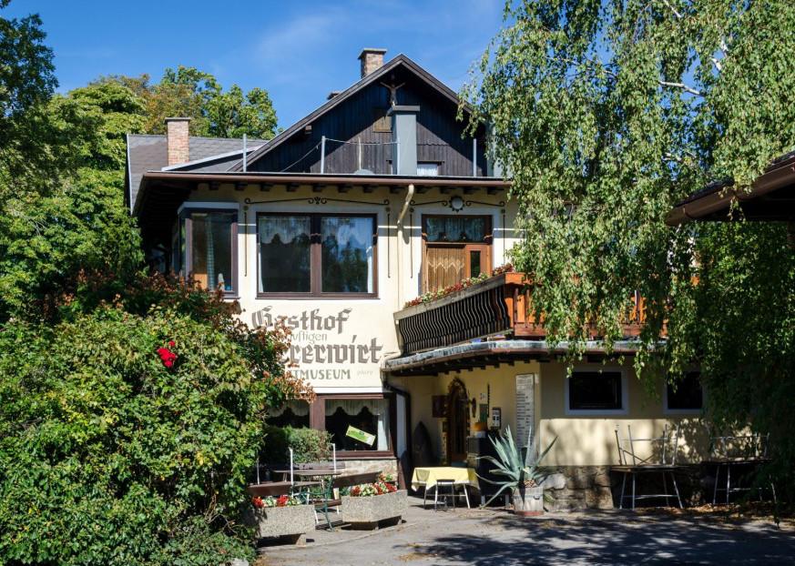 Gasthaus Scherrerwirt Sommer